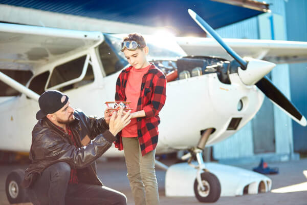 Families Fly by Private Jet Charters
