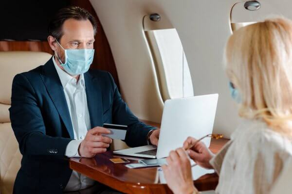People Fly Private After Coronavirus