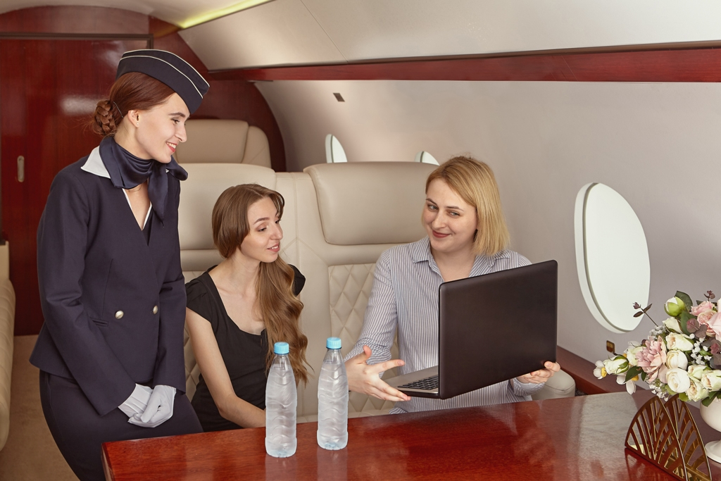 Reasons To Fly Private For Business